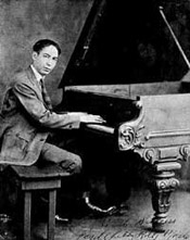 Ferdinand Jelly Roll Morton calls it Hoodoo not Voodoo